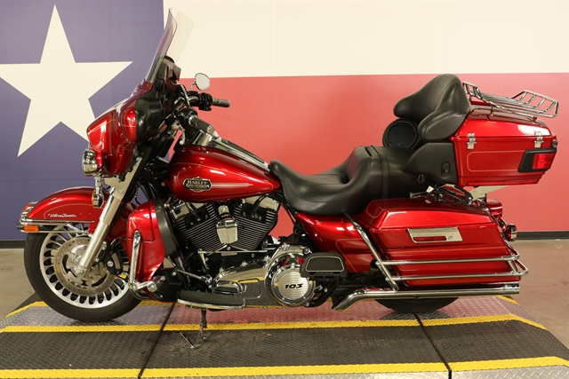 2012 Harley-Davidson Electra Glide Ultra Classic at Texas Harley