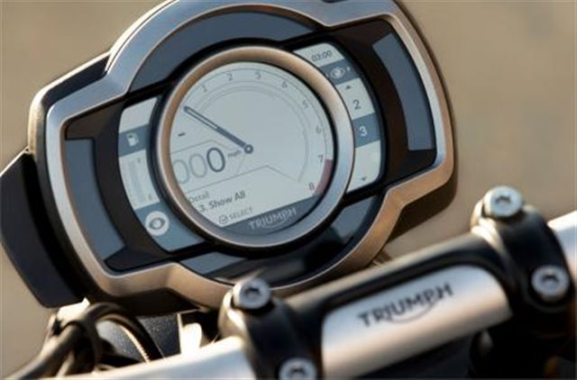 2019 Triumph Scrambler 1200 XE at Frontline Eurosports