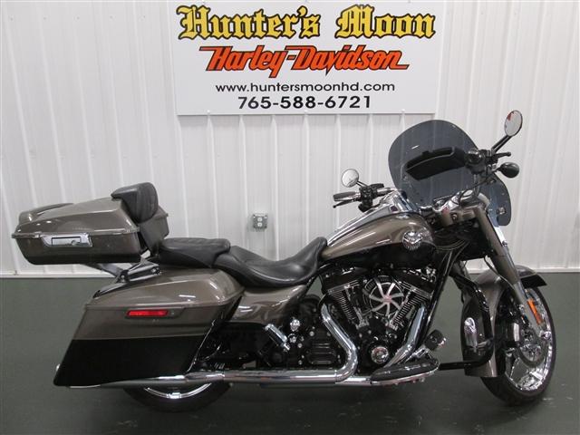 2014 Harley-Davidson Road King CVO at Hunter's Moon Harley-Davidson®, Lafayette, IN 47905