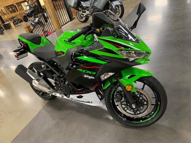 2022 Kawasaki Ninja 400 ABS at Got Gear Motorsports