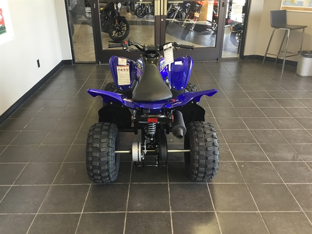 2021 Yamaha Raptor 90 at Champion Motorsports