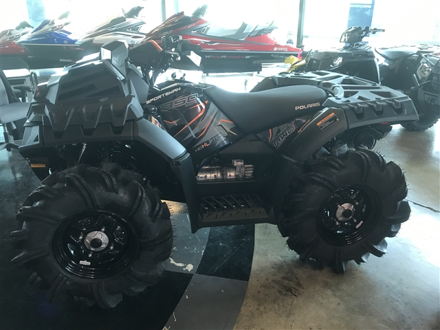 2019 Polaris Sportsman 850 High Lifter Edition at Kent Powersports of Austin, Kyle, TX 78640