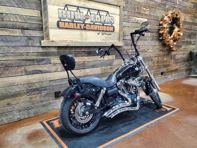 2011 Harley-Davidson Dyna Glide Wide Glide at Bull Falls Harley-Davidson