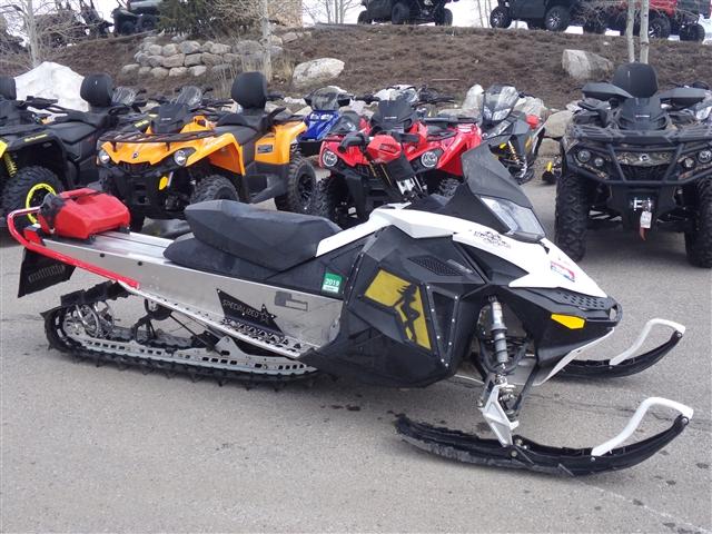 2009 Ski-Doo Summit  X 154 800R Power TEK at Power World Sports, Granby, CO 80446