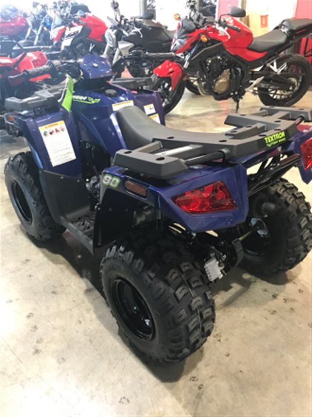 2019 Textron Off Road Alterra 90 2x4 at Kent Motorsports, New Braunfels, TX 78130