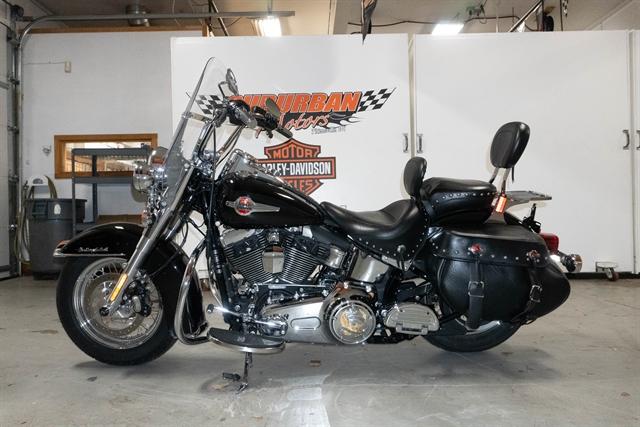 2017 Harley-Davidson Softail Heritage Softail Classic at Suburban Motors Harley-Davidson