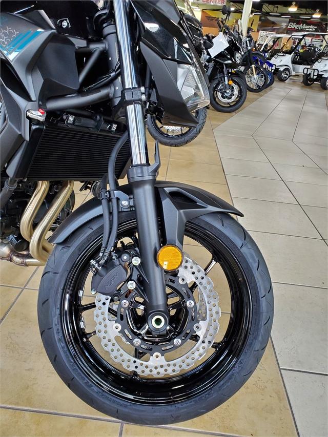 2021 Kawasaki Z650 Base at Sun Sports Cycle & Watercraft, Inc.