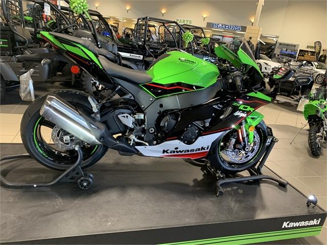 2021 KAWASAKI ZX1002LMFAL at Star City Motor Sports
