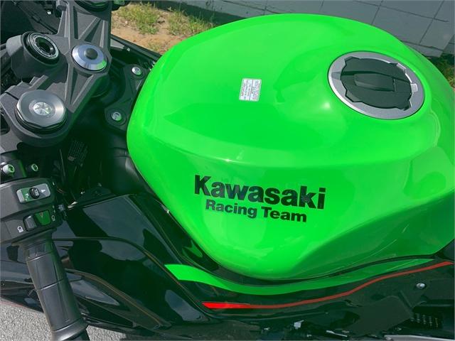 2021 Kawasaki Ninja ZX-6R ABS at Powersports St. Augustine