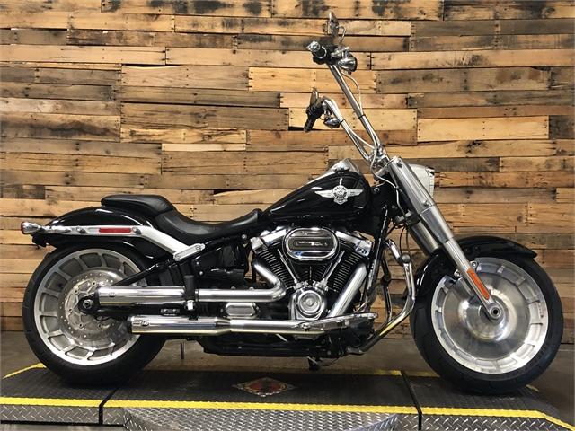 2018 Harley-Davidson Softail Fat Boy at Lumberjack Harley-Davidson