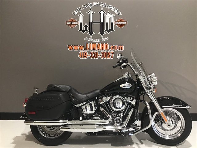 2021 Harley-Davidson Touring Heritage Classic at Lima Harley-Davidson