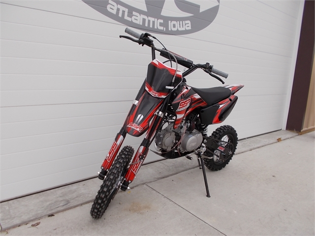 2021 SSR Motorsports SR125 TR at Nishna Valley Cycle, Atlantic, IA 50022