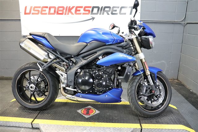 2014 Triumph Speed Triple ABS at Friendly Powersports Baton Rouge