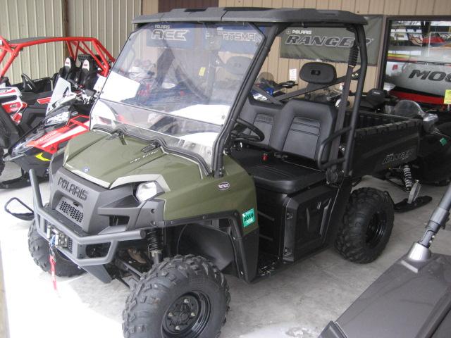 2012 Polaris Ranger XP 800 EPS at Fort Fremont Marine, Fremont, WI 54940