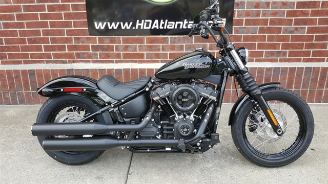 2018 Harley-Davidson Softail Street Bob at Harley-Davidson® of Atlanta, Lithia Springs, GA 30122