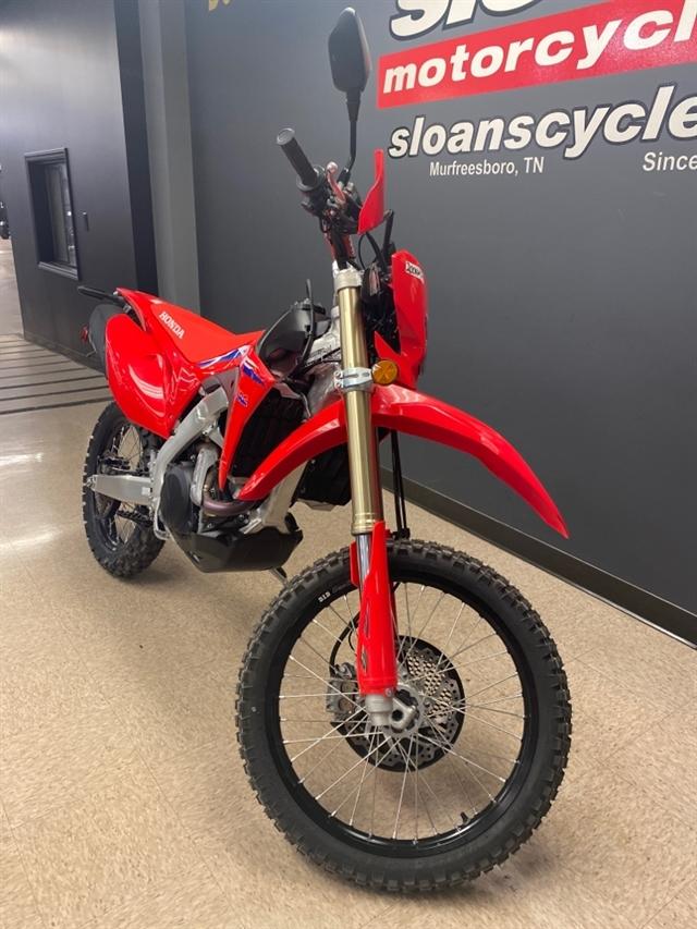 2021 Honda CRF 450RL at Sloans Motorcycle ATV, Murfreesboro, TN, 37129