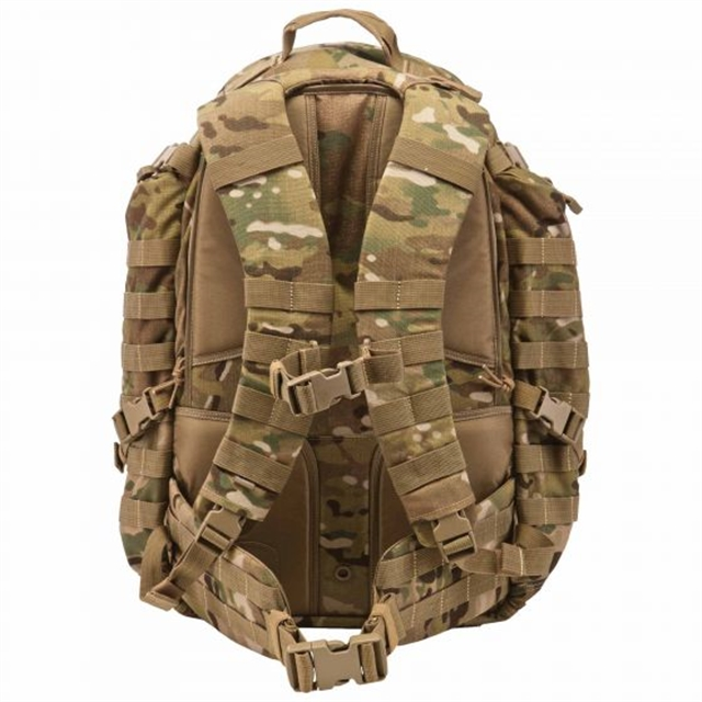 2019 5.11 Tactical RUSH72 Backpack 55L Multicam at Harsh Outdoors, Eaton, CO 80615