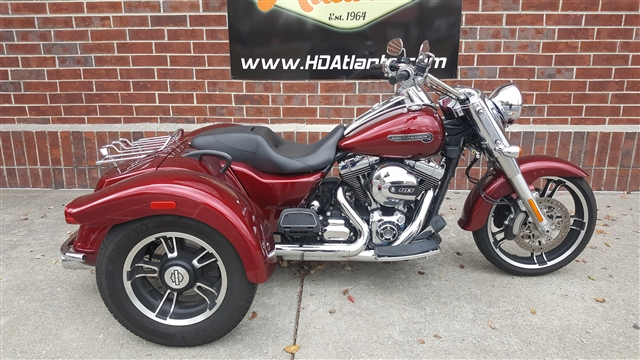 2016 Harley-Davidson Trike Freewheeler at Harley-Davidson® of Atlanta, Lithia Springs, GA 30122