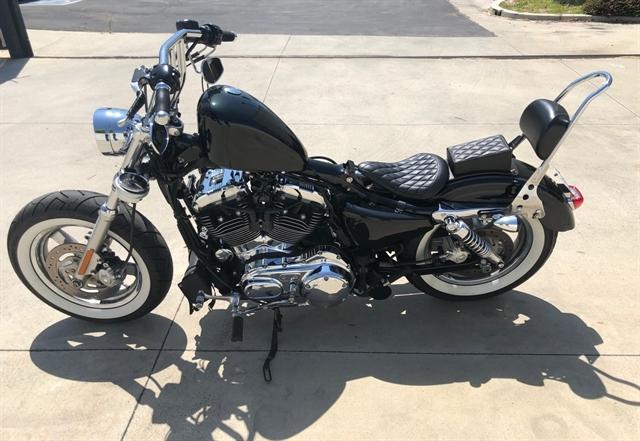 2012 Harley-Davidson Sportster 1200 Custom at Quaid Harley-Davidson, Loma Linda, CA 92354