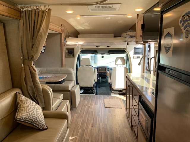 2019 Thor Motor Coach Synergy Sprinter at Campers RV Center, Shreveport, LA 71129