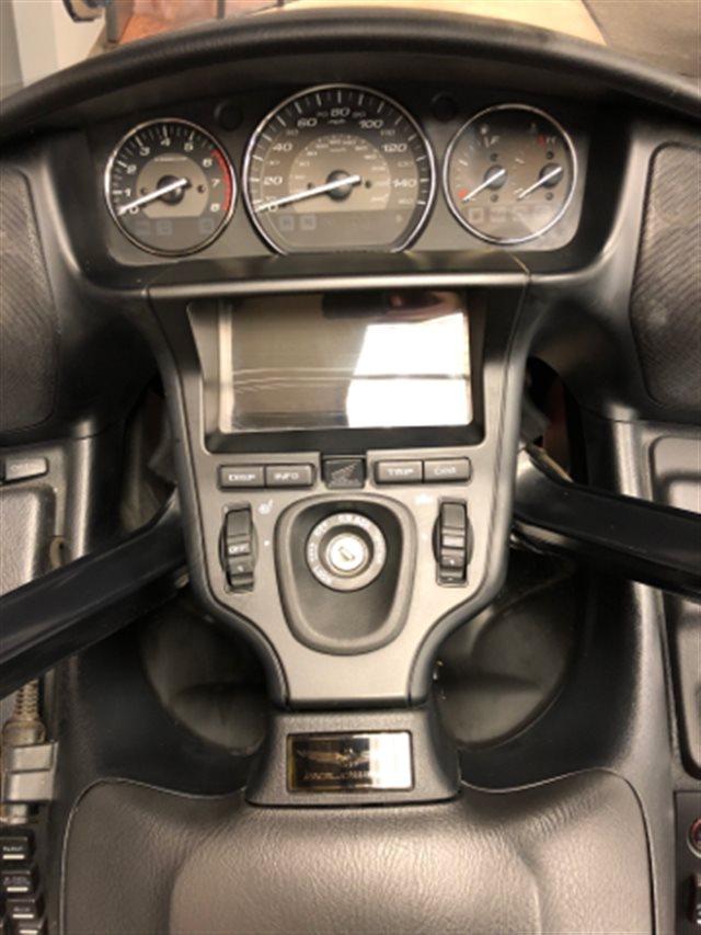 2014 Honda Gold Wing Airbag at Sloan's Motorcycle, Murfreesboro, TN, 37129