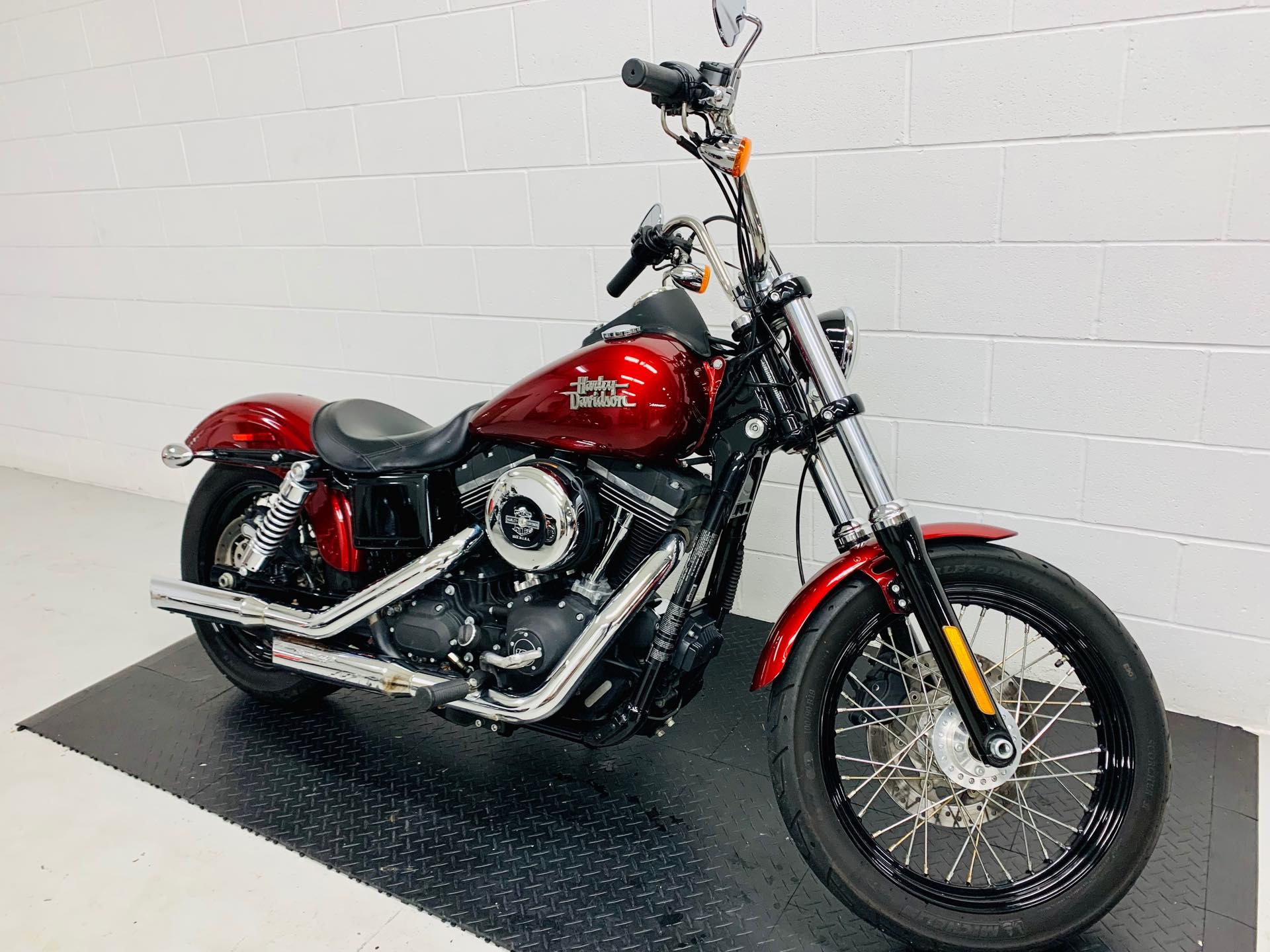 2016 Harley-Davidson Dyna Street Bob at Destination Harley-Davidson®, Silverdale, WA 98383