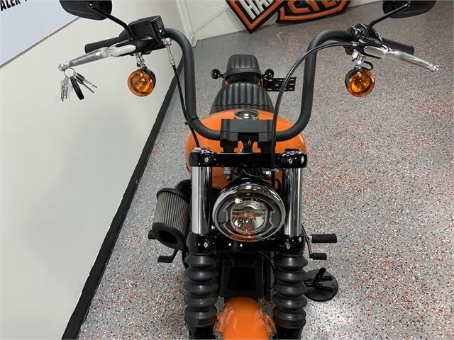 2021 Harley-Davidson Cruiser Street Bob 114 at Harley-Davidson of Madison