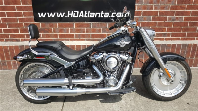 2018 Harley-Davidson Softail Fat Boy® at Harley-Davidson® of Atlanta, Lithia Springs, GA 30122