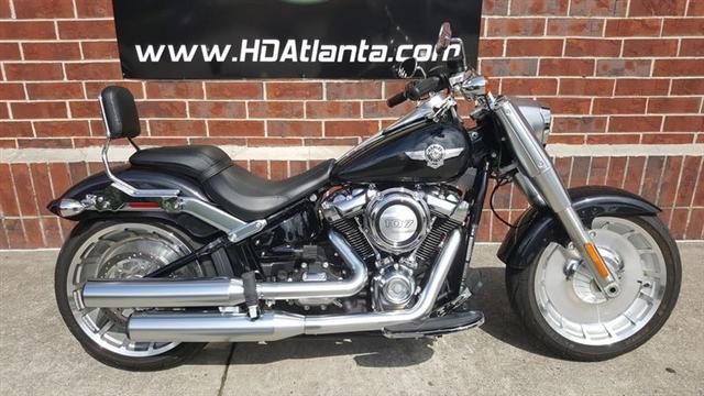 2018 Harley-Davidson Softail Fat Boy® at Harley-Davidson® of Atlanta, Lithia Springs, GA 30122