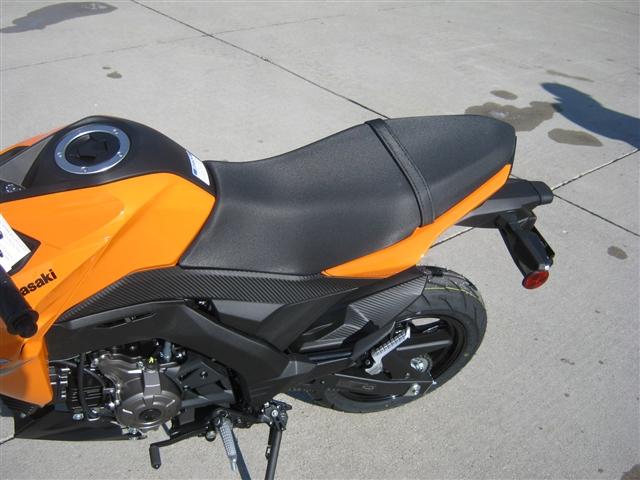 2019 Kawasaki Z125 PRO Base at Brenny's Motorcycle Clinic, Bettendorf, IA 52722