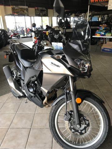 2017 Kawasaki Versys-X 300 at Dale's Fun Center, Victoria, TX 77904