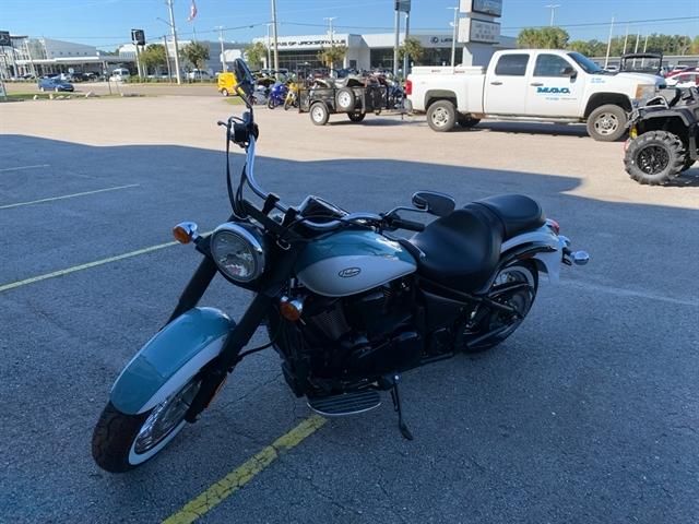 2020 Kawasaki Vulcan 900 Classic at Jacksonville Powersports, Jacksonville, FL 32225