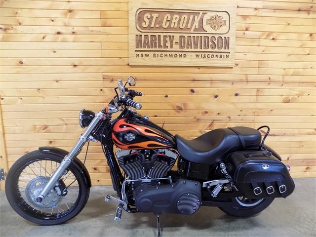 2012 Harley-Davidson Dyna Glide Wide Glide at St. Croix Harley-Davidson
