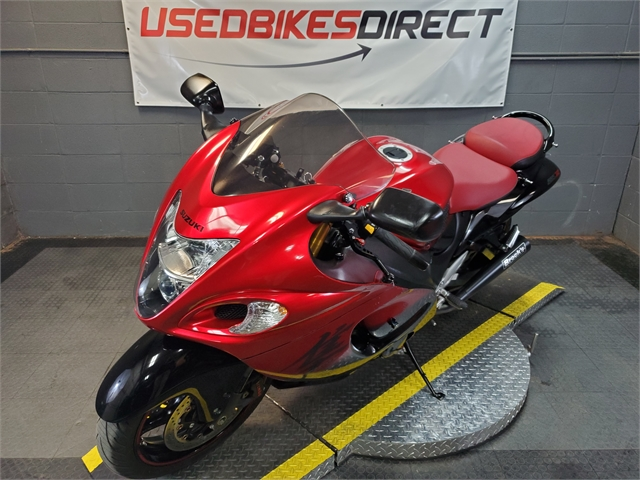 2014 Suzuki Hayabusa 1340 at Used Bikes Direct