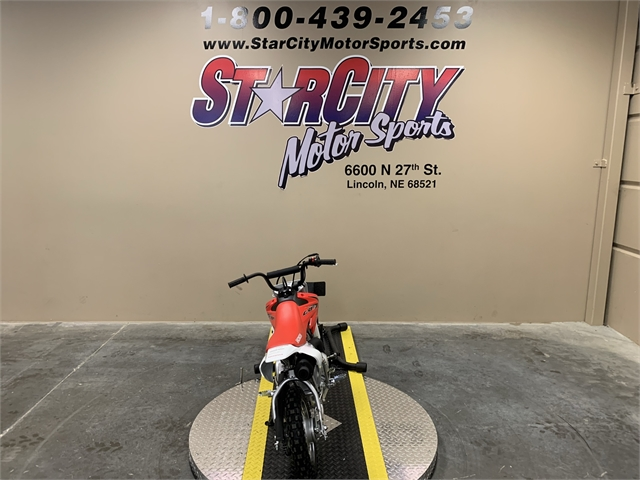2021 Honda CRF 50F at Star City Motor Sports