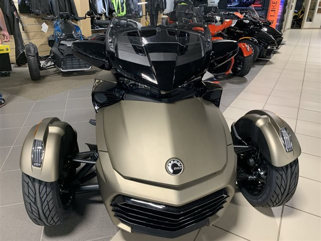 2020 Can-Am Spyder  F3-T T at Star City Motor Sports