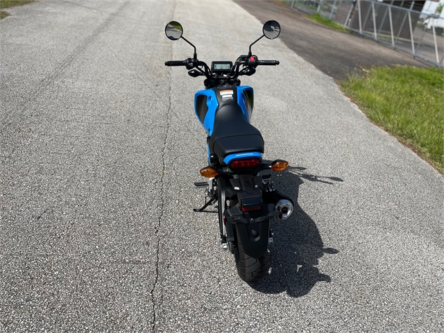 2022 Honda Grom ABS at Powersports St. Augustine