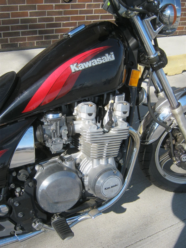 1984 Kawasaki ZN700 LTD at Brenny's Motorcycle Clinic, Bettendorf, IA 52722