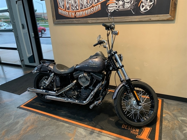 2014 Harley-Davidson Dyna Street Bob at Vandervest Harley-Davidson, Green Bay, WI 54303