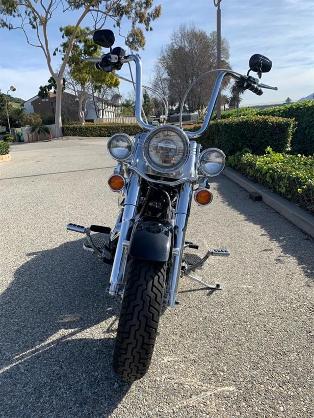 2003 HARLEY FLSTF at Ventura Harley-Davidson