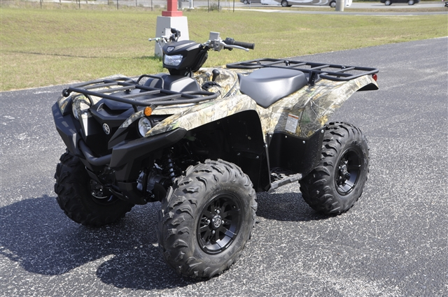 2019 Yamaha Grizzly EPS Hunter at Seminole PowerSports North, Eustis, FL 32726