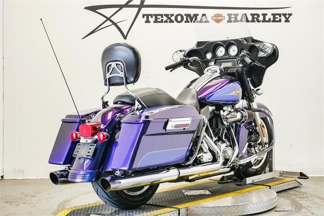 2009 Harley-Davidson Street Glide Base at Texoma Harley-Davidson
