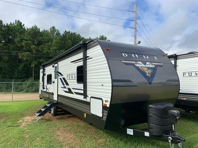 2021 Palomino Puma 28RKQS at Campers RV Center, Shreveport, LA 71129