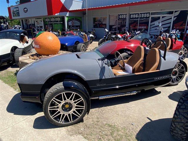 2021 Vanderhall Venice Venice at Columbanus Motor Sports, LLC