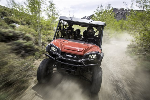 2016 Honda Pioneer 1000-5 Deluxe at ATVs and More