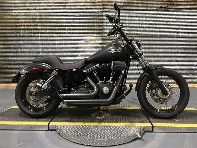 2013 Harley-Davidson Dyna Street Bob at Texarkana Harley-Davidson