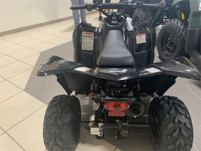 2022 Kawasaki KFX 50 at Star City Motor Sports