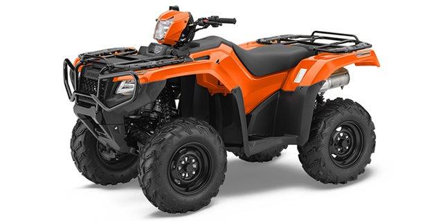 2018 Honda FOREMAN RUBICON 500 4x4 EPS at ATV Zone, LLC