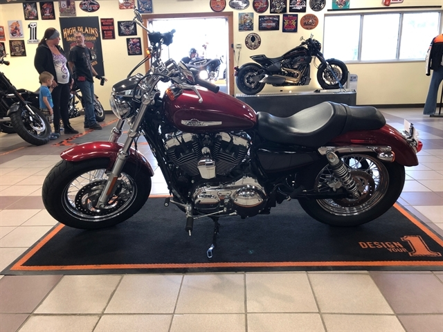 2017 Harley-Davidson Sportster 1200 Custom at High Plains Harley-Davidson, Clovis, NM 88101