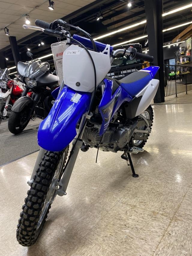 2021 Yamaha TT-R 110E at Sloans Motorcycle ATV, Murfreesboro, TN, 37129